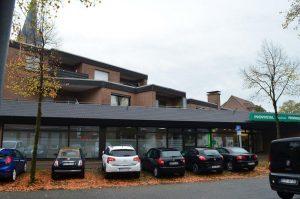 Nieuw: Solide spreiding in huurinkomsten (woningen en kantoorruimten)