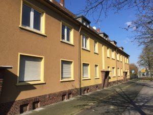 3 Mehrfamilienhäuser bestaande uit 18 wooneenheden om op termijn uit te ponden!